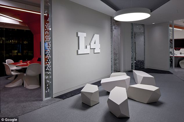 Google L4 office